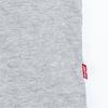 롱 슬리브 로고 티셔츠