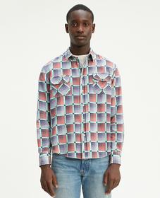 LVC 쇼트혼 셔츠