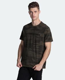 LEJ 카모니트 티셔츠