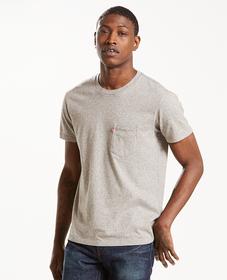 선셋 포켓 티셔츠