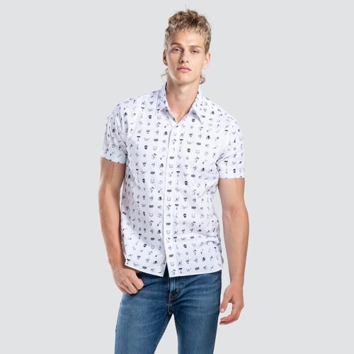 퍼시픽 노 포켓 셔츠