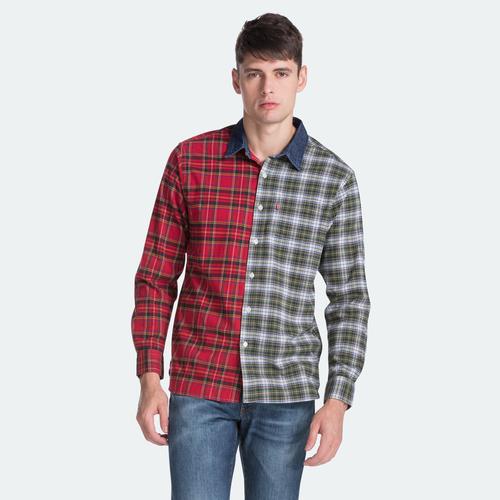 원 포켓 선셋 셔츠