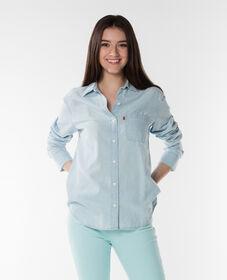 라이언 원 포켓 보이프렌드 셔츠