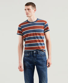 LVC 1960 캐주얼 스트라이프 티셔츠