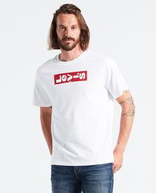 오버사이즈 그래픽 티셔츠