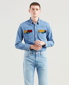 LVC 70's 데님 셔츠