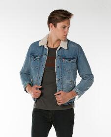 Levi's® Orange Tab 쉐르파 트러커 자켓