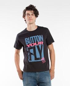 숏 슬리브 서플러스 그래픽 티셔츠