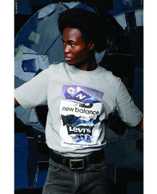 Levi's® x New Balance® 그래픽 티셔츠