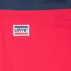 컬러블락 퍼시픽 노 포켓 셔츠