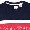 컬러블록 티셔츠
