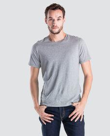 슬림핏 크루넥 티셔츠(2-pack)