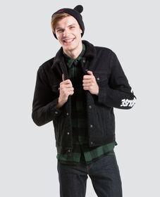 미키 셰르파 트러커 자켓