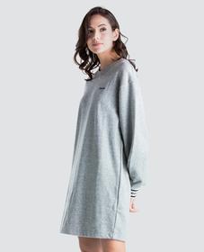 스웻셔츠 드레스