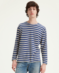 LVC 롱 슬리브 베이 메도우 티셔츠