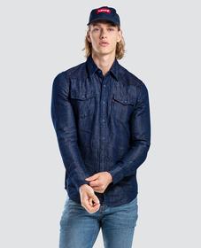 WELLTHREAD LS 웨스턴 셔츠