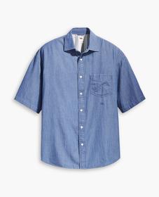 스테이 루즈 선셋 원 포켓 셔츠