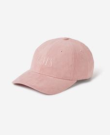스웨이드 모자