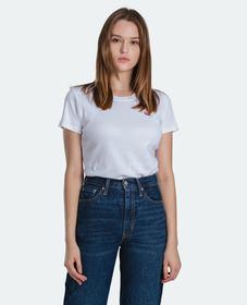 [황소윤 착장] 립드 베이비 티셔츠