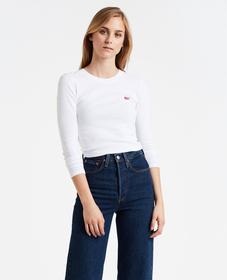 롱 슬리브 베이비 티셔츠