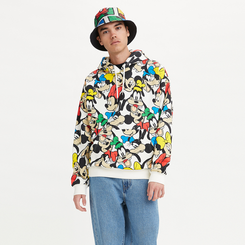 Levi's® x Disney Mickey&Friends 그래픽 후디