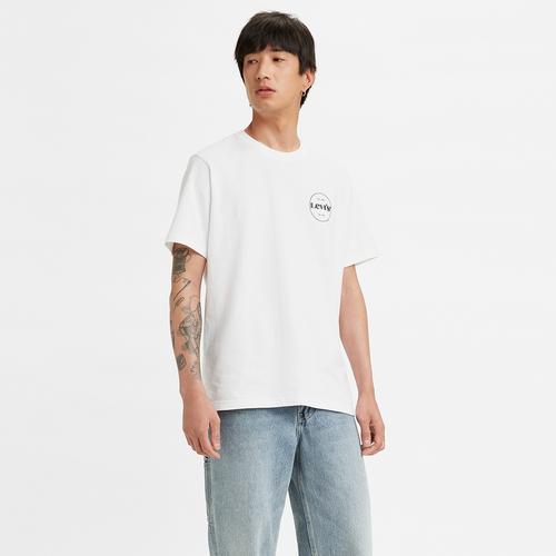 릴렉스 핏 반팔 티셔츠