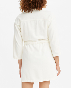 앤슬리 유틸리티 데님 드레스
