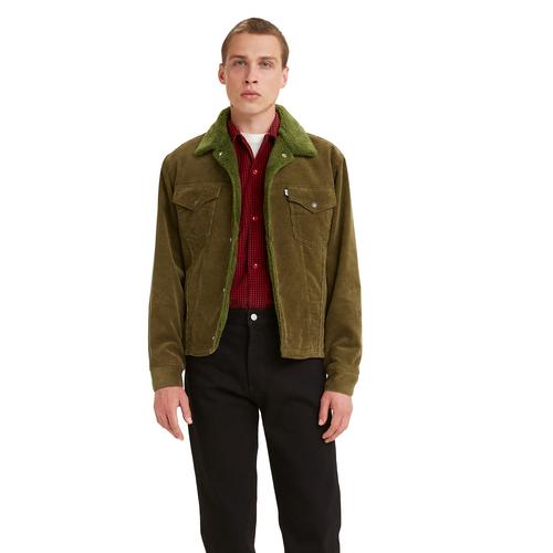 LVC 슬림 타입III 쉐르파 트러커 재킷