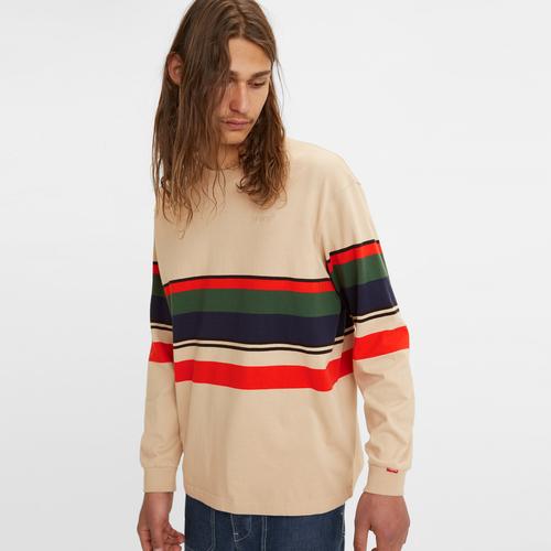 Levi's® Red 탭 롱 슬리브 티셔츠