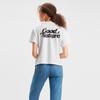 그래픽 바시티 티셔츠
