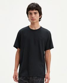 어센틱 크루넥 티셔츠