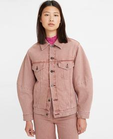LMC 웨지 슬리브 트러커 재킷