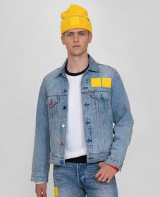 LEGO® Group x Levi's® 빈티지 핏 트러커 자켓