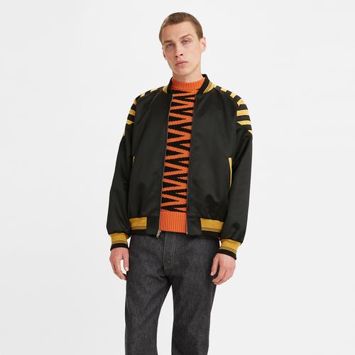 [스타 착용] LVC 할리우드 봄버 재킷