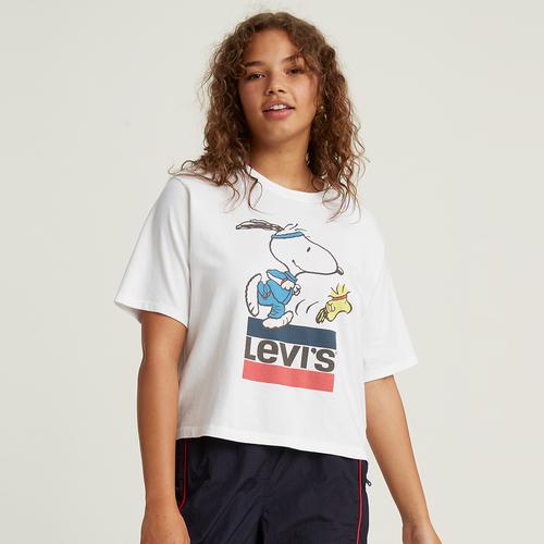 Levi's® x Peanuts® 그래픽 박시 티셔츠