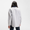[비 착장] 스테이 루즈 선셋 원 포켓 셔츠