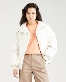 미오 리버서블 다운 필로우 포퍼 재킷