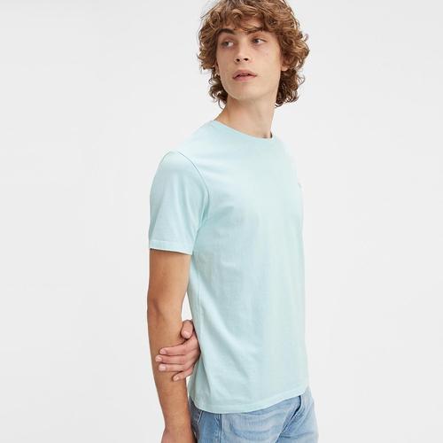리바이스 체스트 패치 로고 티셔츠