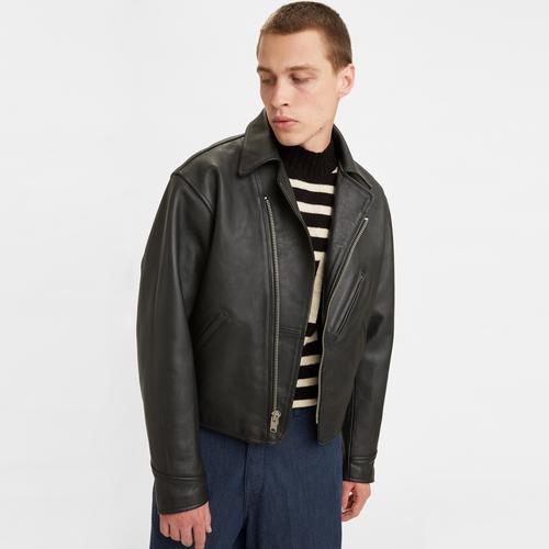 [스타 착용] LVC 바이커 재킷