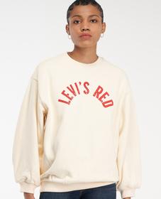 Levi's® Red 스웻셔츠