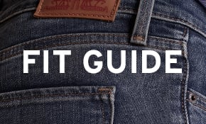 Fit Guide Unisex